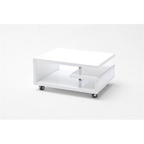 kira couchtisch wei lack hochglanz 149 99. Black Bedroom Furniture Sets. Home Design Ideas