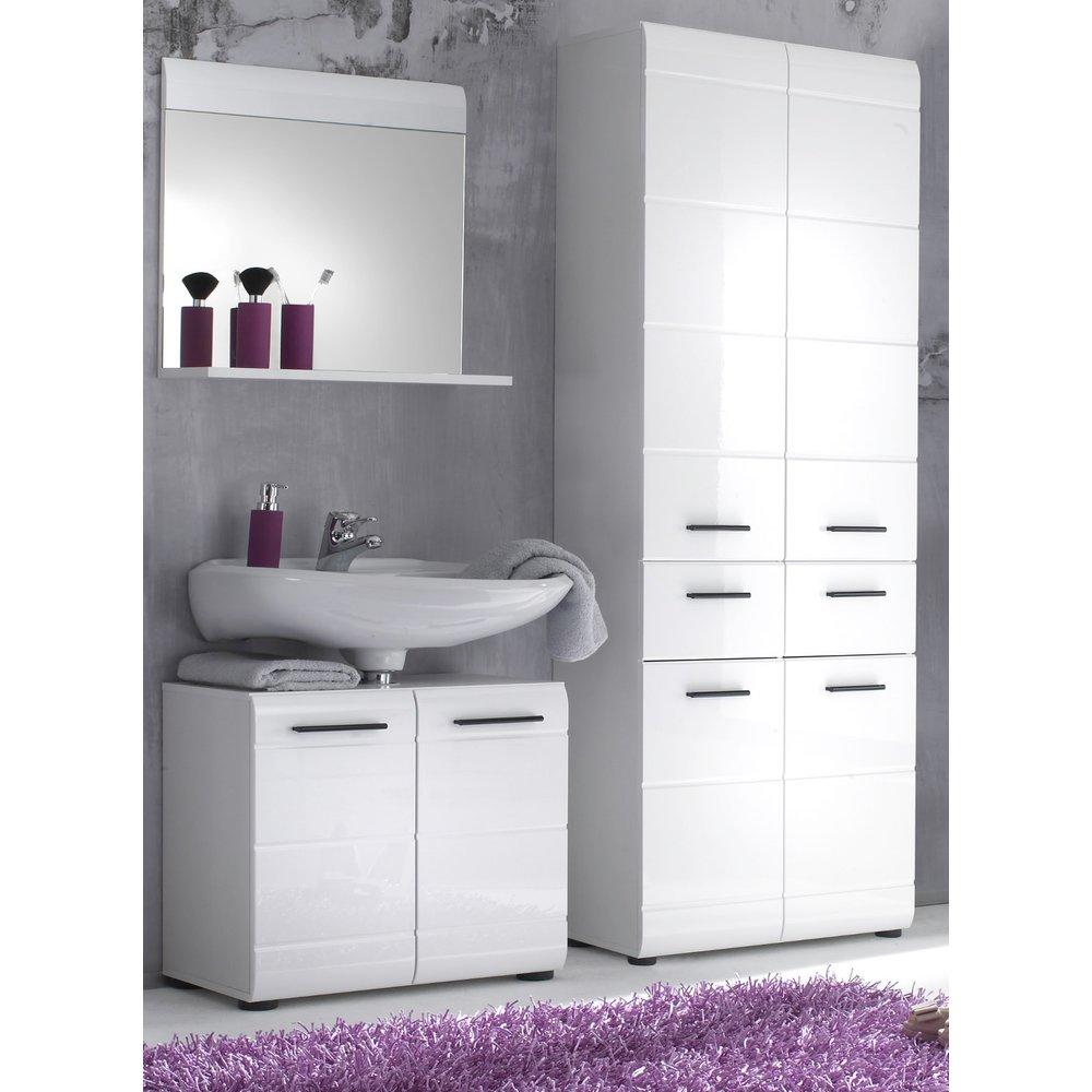 Waschbeckenunterschrank Skin weiß > furndirect20.de, € 20,20