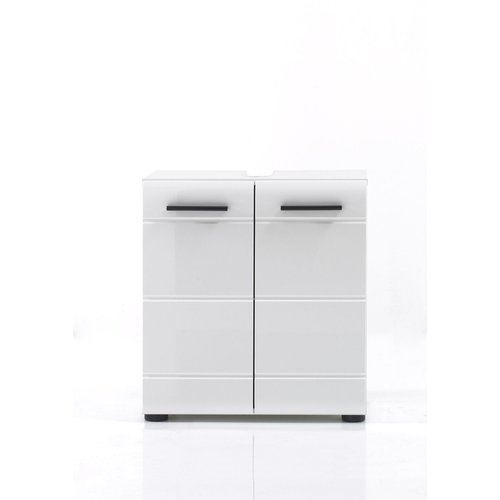Waschbeckenunterschrank Skin Weiss Furndirect24 De 62 99