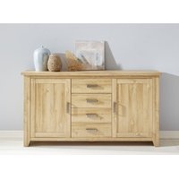 Sideboard Canyon Alteiche Eiche Kommode 174 x 92 cm