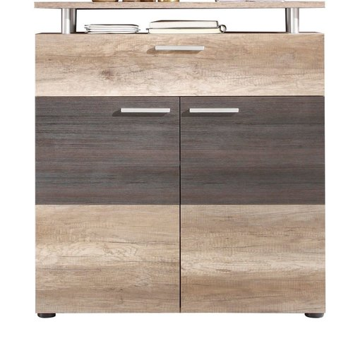 Garderobe Polo Eiche Monument Oak / Touchwood