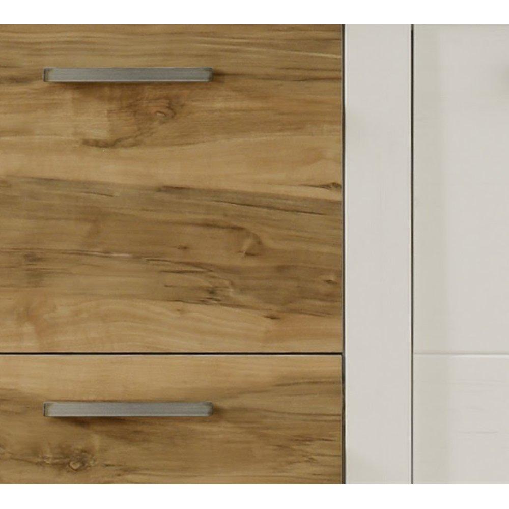 Wohnzimmer: Buffetschrank Toronto Pine weiß > furndirect24.de, € 624,99