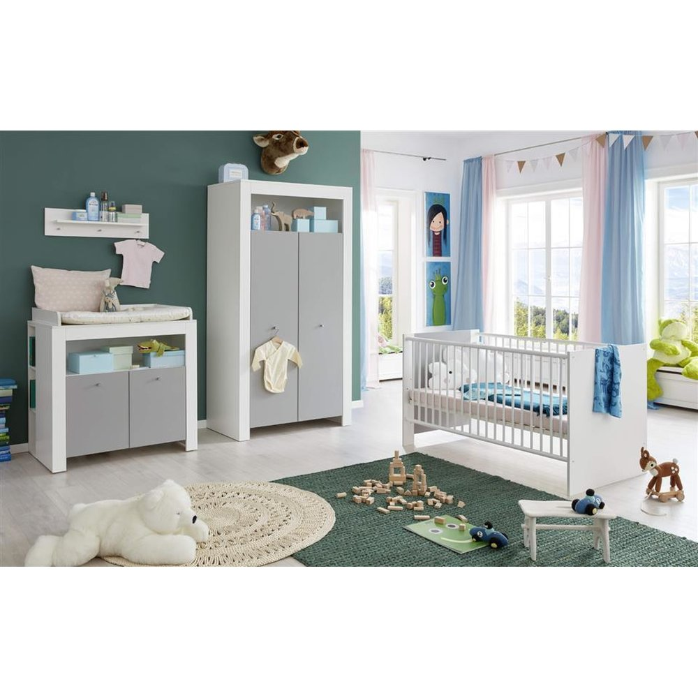 Beautiful Babyzimmer Set Grau Ideas Erstaunliche Ideen