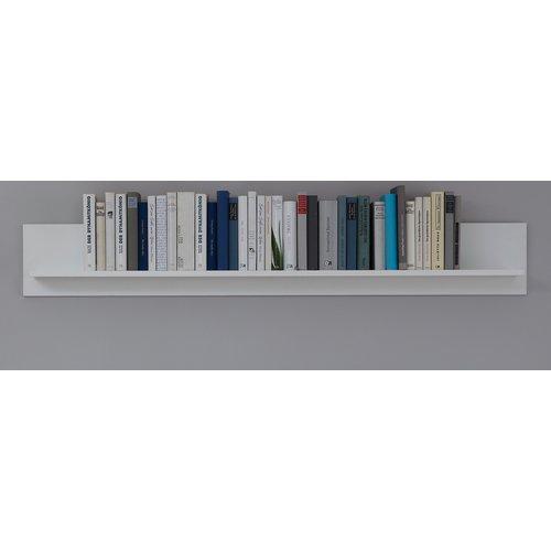 Wandregal Landhaus Weiss Wandboard 139 Cm Baxter 44 99